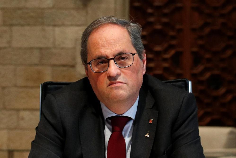 La justice confirme l'inéligibilité du président régional catalan — Espagne