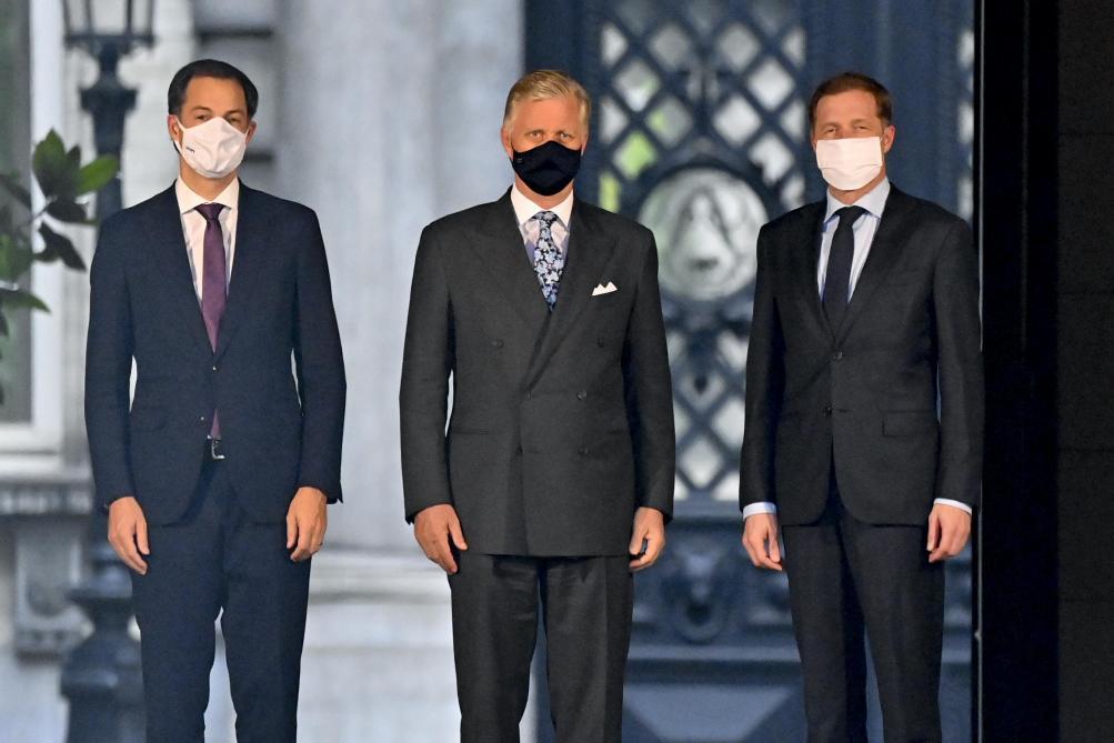 Le Gouvernement Vivaldi Vu De L Etranger La Derniere Farce Federale Belge Conduira T Elle A La Separation Du Pays Le Soir