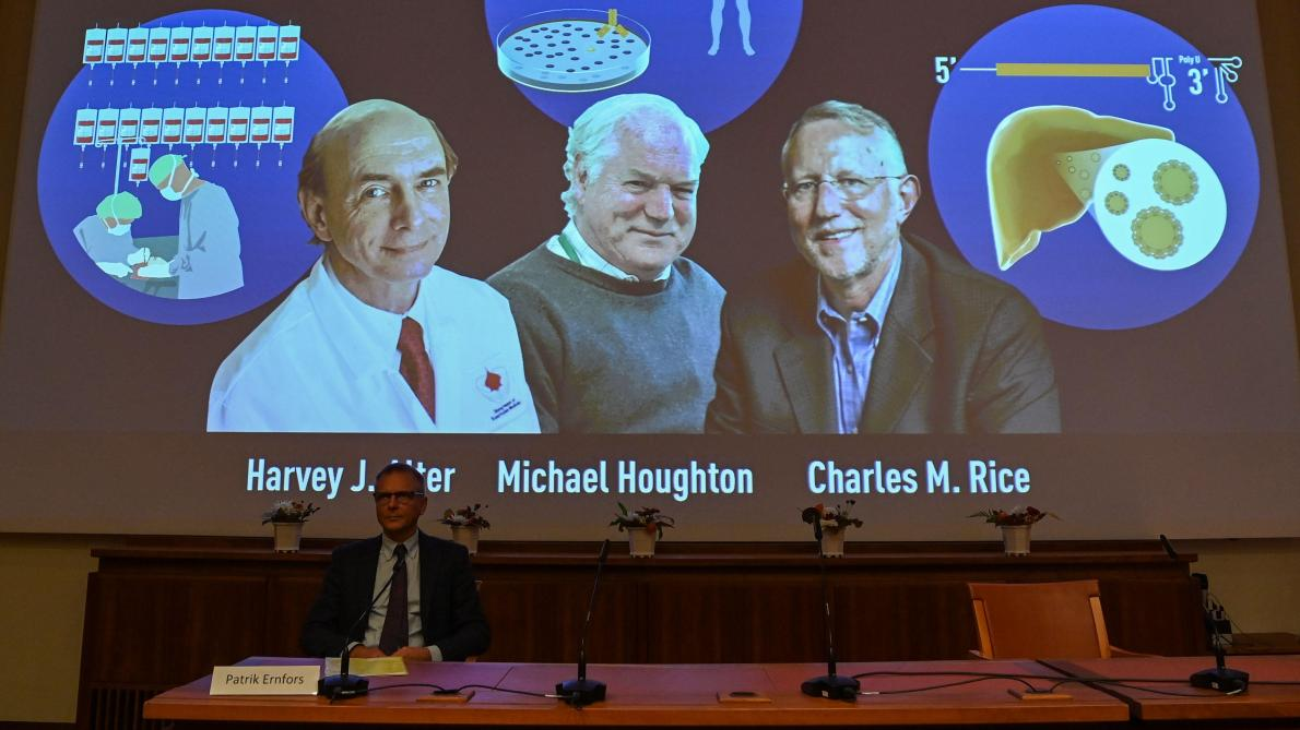 Houghton, Alter and Rice, the trio of the 2020 Nobel Prize in Medicine