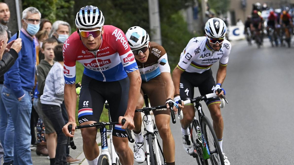 Julian Alaphilippe remporte la Flèche Brabançonne — Cyclisme