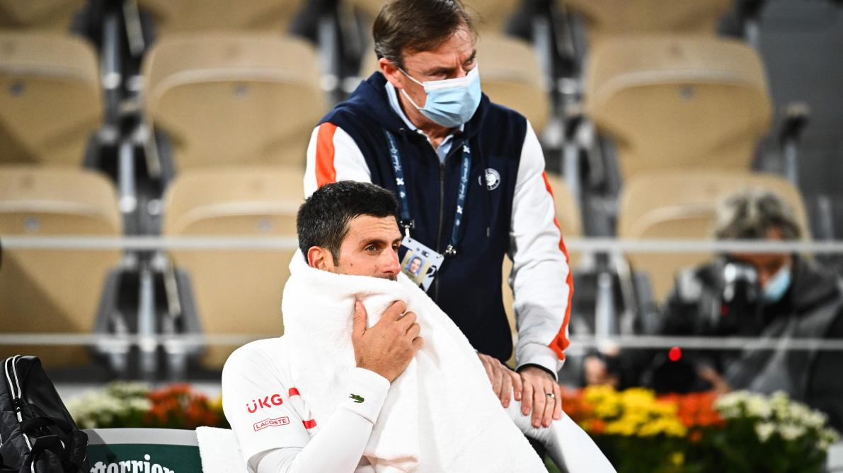 Novak Djokovic retrouvera Tsitsipas pour sa 10e demi-finale — Roland Garros