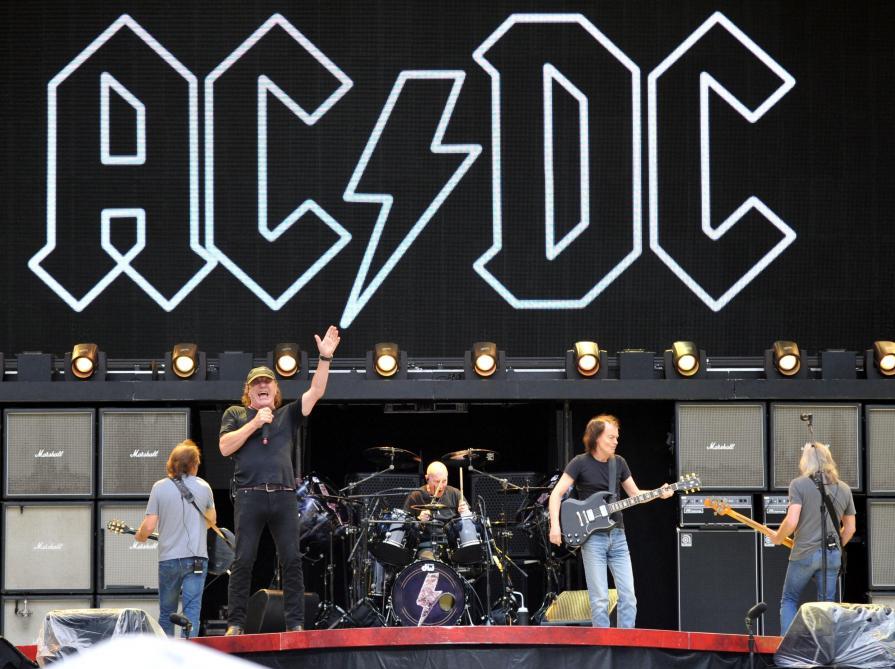 Le nouvel opus d'AC/DC sera lancé en novembre
