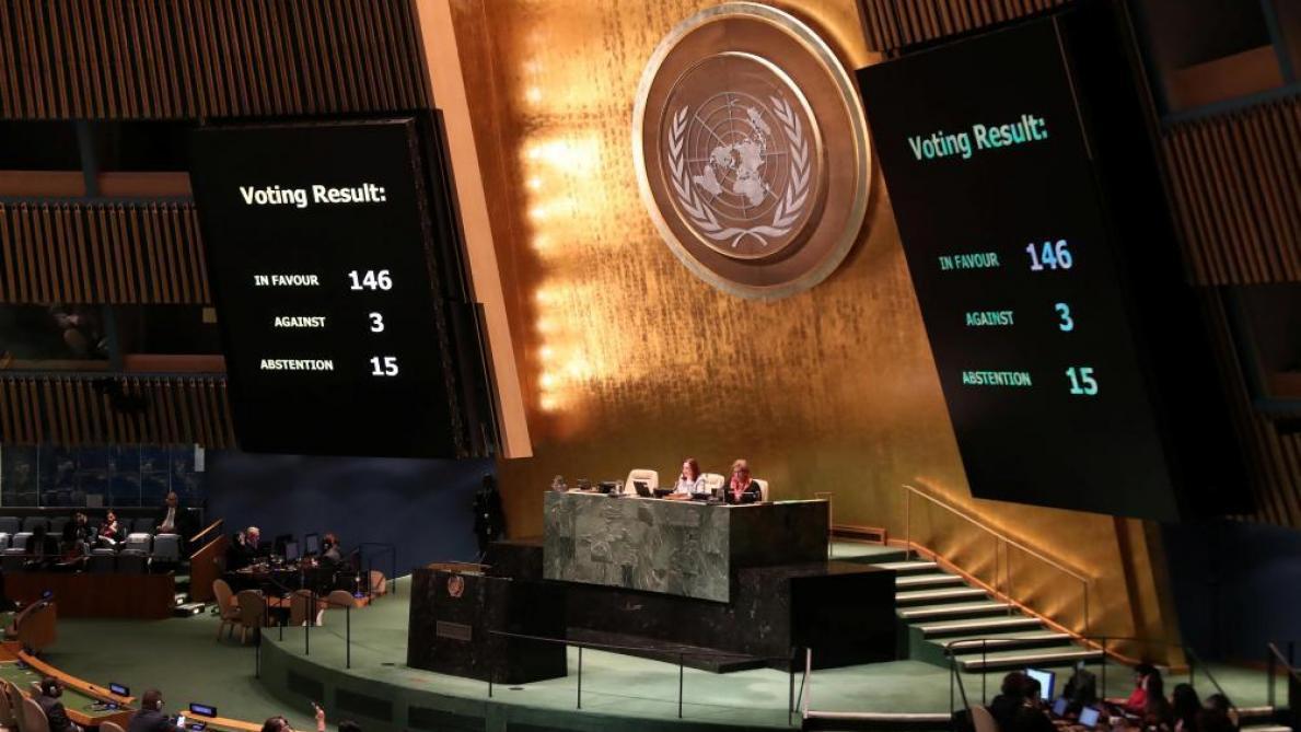 La Chine, Cuba et la Russie élus au Conseil des droits humains