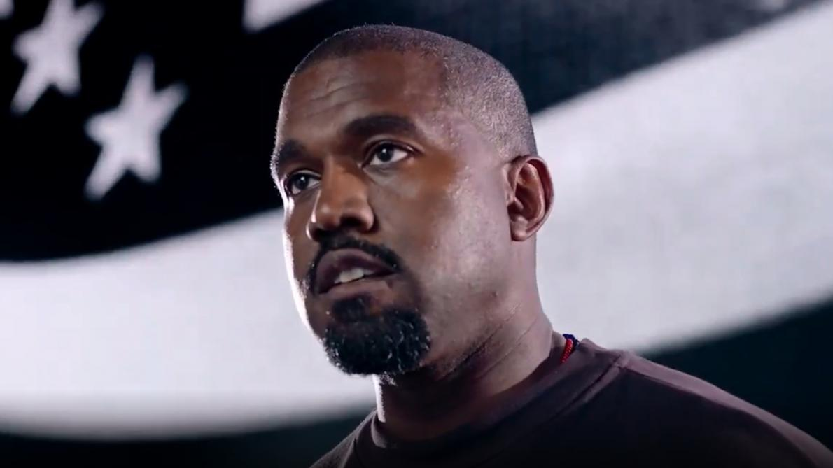 Le clip de campagne surréaliste de Kanye West — Présidentielle américaine