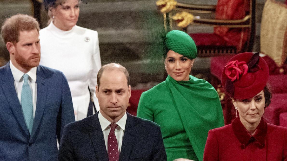 Cascade de cheveux et montre Diana, nouveau portrait avec Harry — Meghan Markle