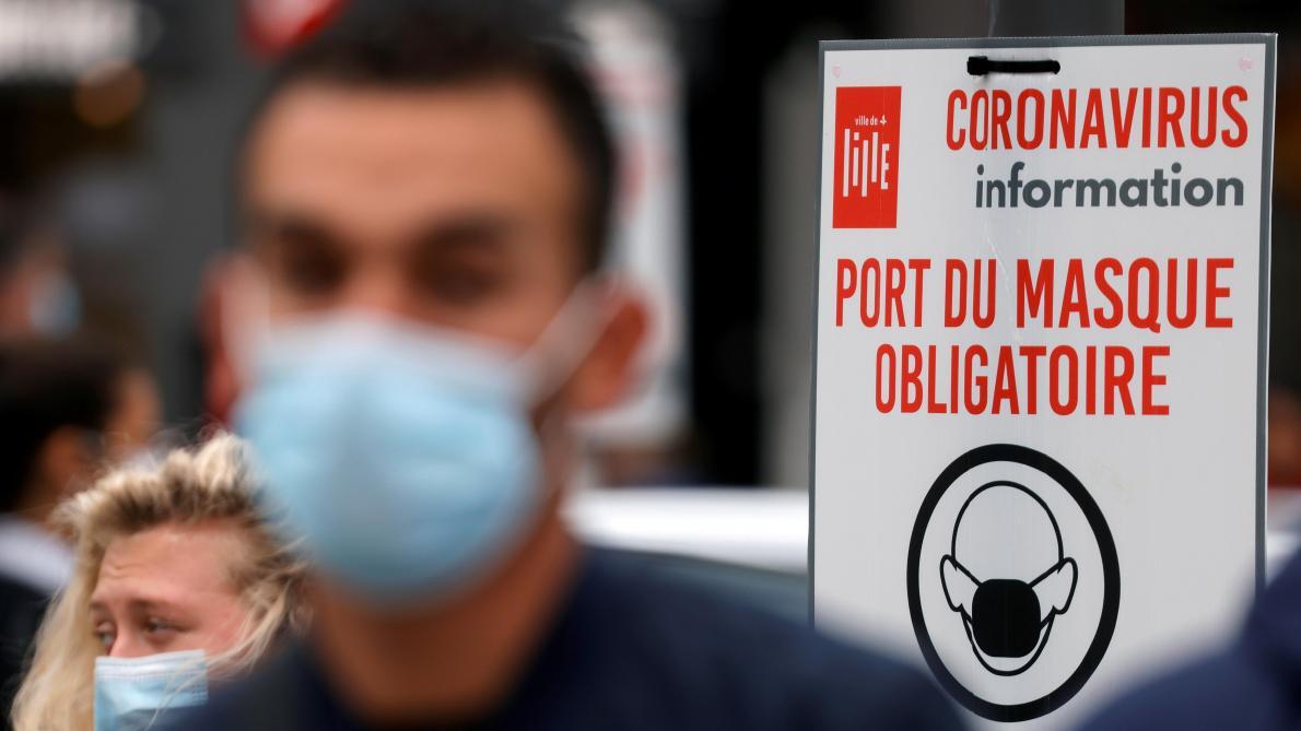 France: 30.000 nouvelles contaminations au coronavirus en 24h