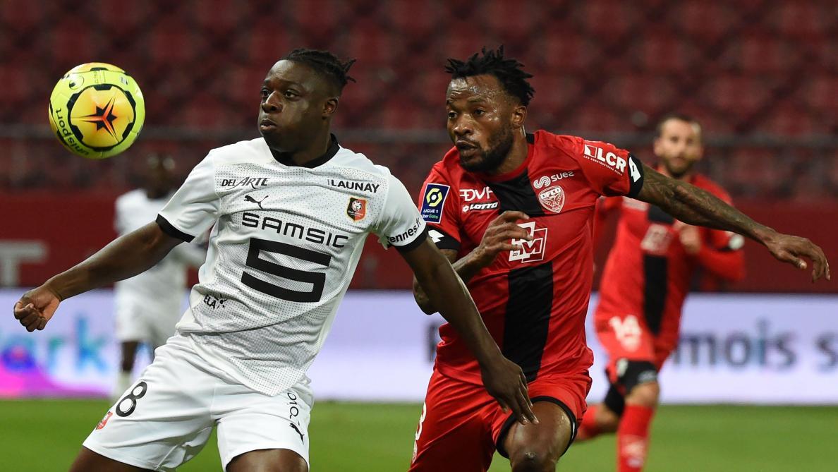 L1 : Dijon-Rennes, les compos