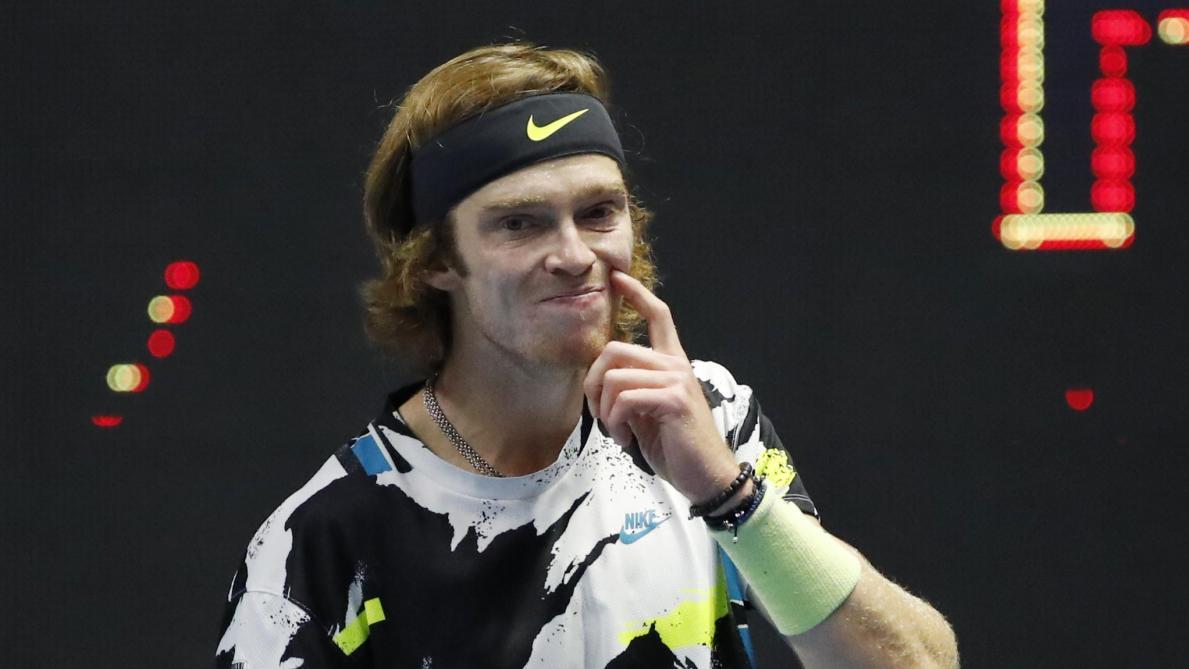 Andrey Rublev affrontera Borna Coric en finale — ATP Saint-Pétersbourg
