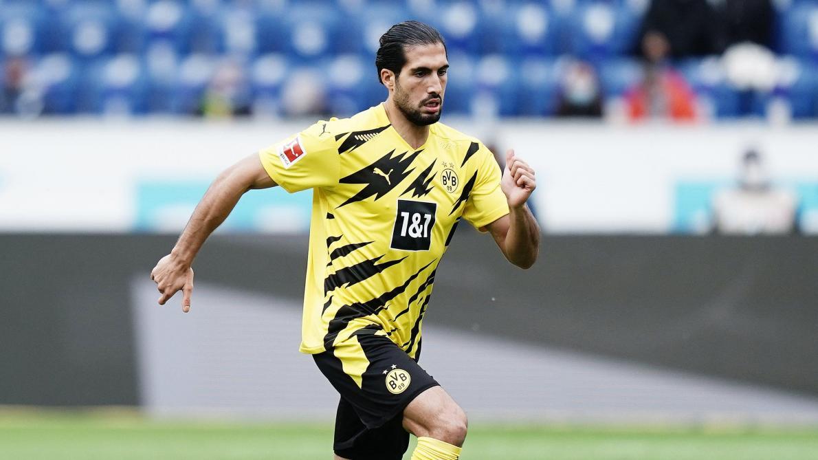 Can positif au Covid-19 — Borussia Dortmund