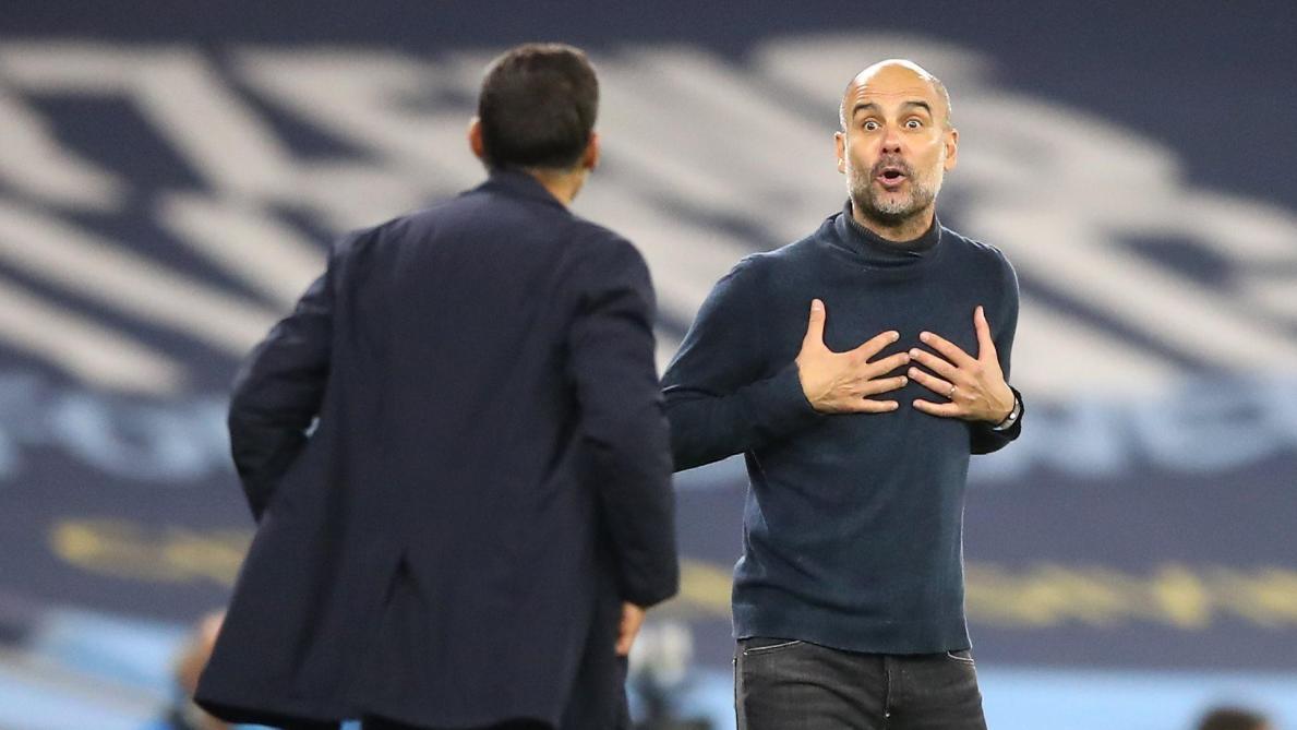 Ligue des Champions: Pep Guardiola calme le jeu après le gros coup de gueule de Sergio Conceiçao