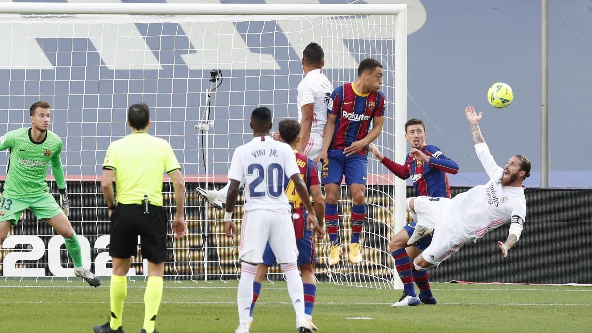 Ansu Fati bat un nouveau record de précocité — FC Barcelone / Clasico