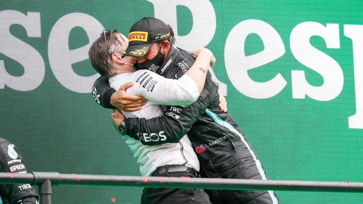 F1: Lewis Hamilton et Mercedes, une histoire d'amour… à confirmer