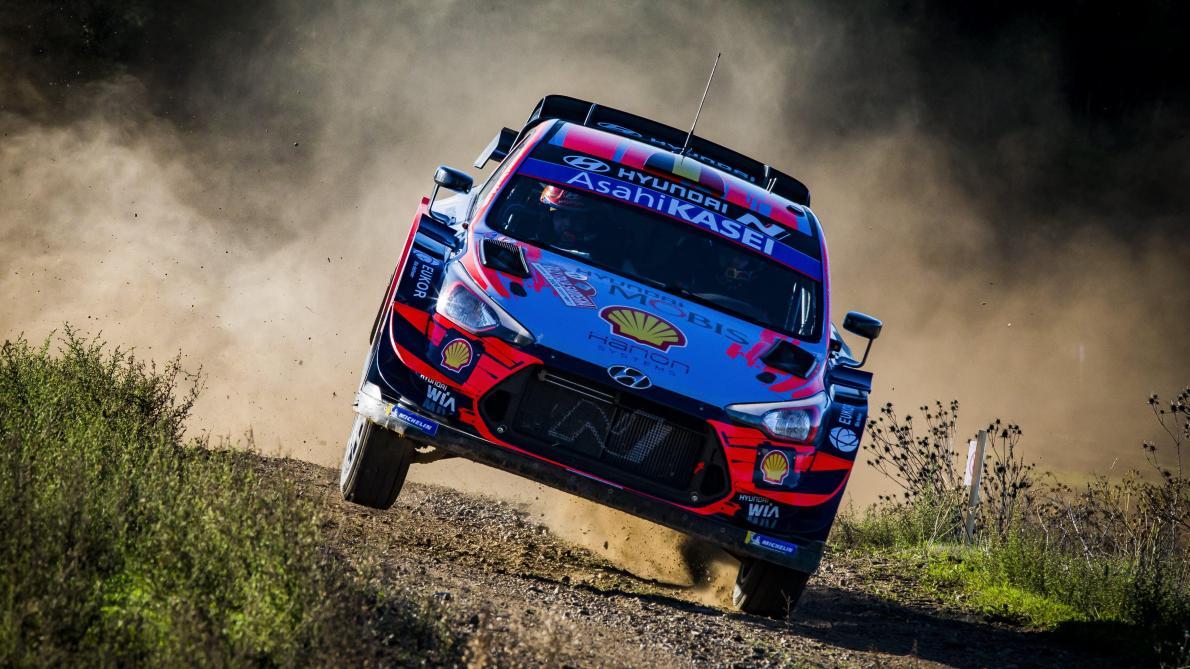 Le rallye d'Ypres, première manche WRC belge de l'histoire, est annulé