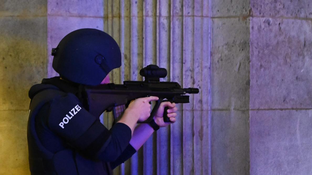 Attaques à Vienne: six lieux visés, plusieurs victimes, un assaillant tué