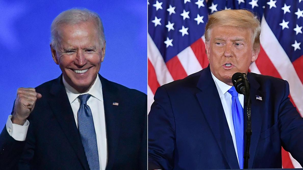 [DIRECT] Joe Biden élu président des États-Unis: tous les développements