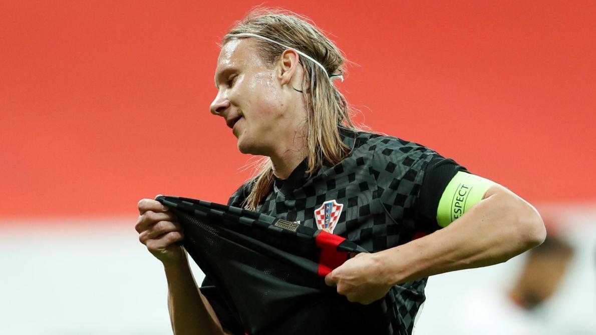 Croatie : Vida apprend pendant le match qu'il est positif au Covid-19
