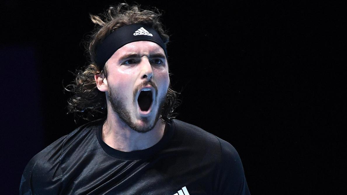 ATP Finals Tsitsipas se reprend contre Rublev Thiem premier demi-finaliste