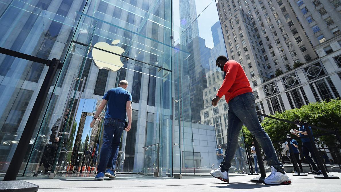 Apple réduit sa commission sur les applications mais que pour les petits développeurs