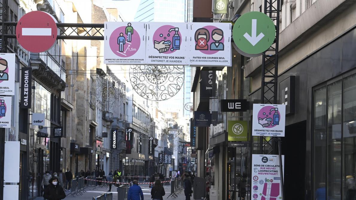 «Il faut sauver la période de fin d'année»: le secteur commercial demande la réouverture des magasins pour le 28 novembre