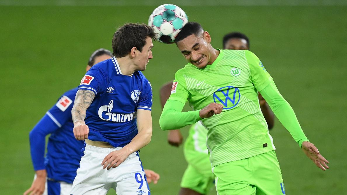Bundesliga: Casteels et Wolfsburg enfoncent le Schalke 04 de Raman (2-0)