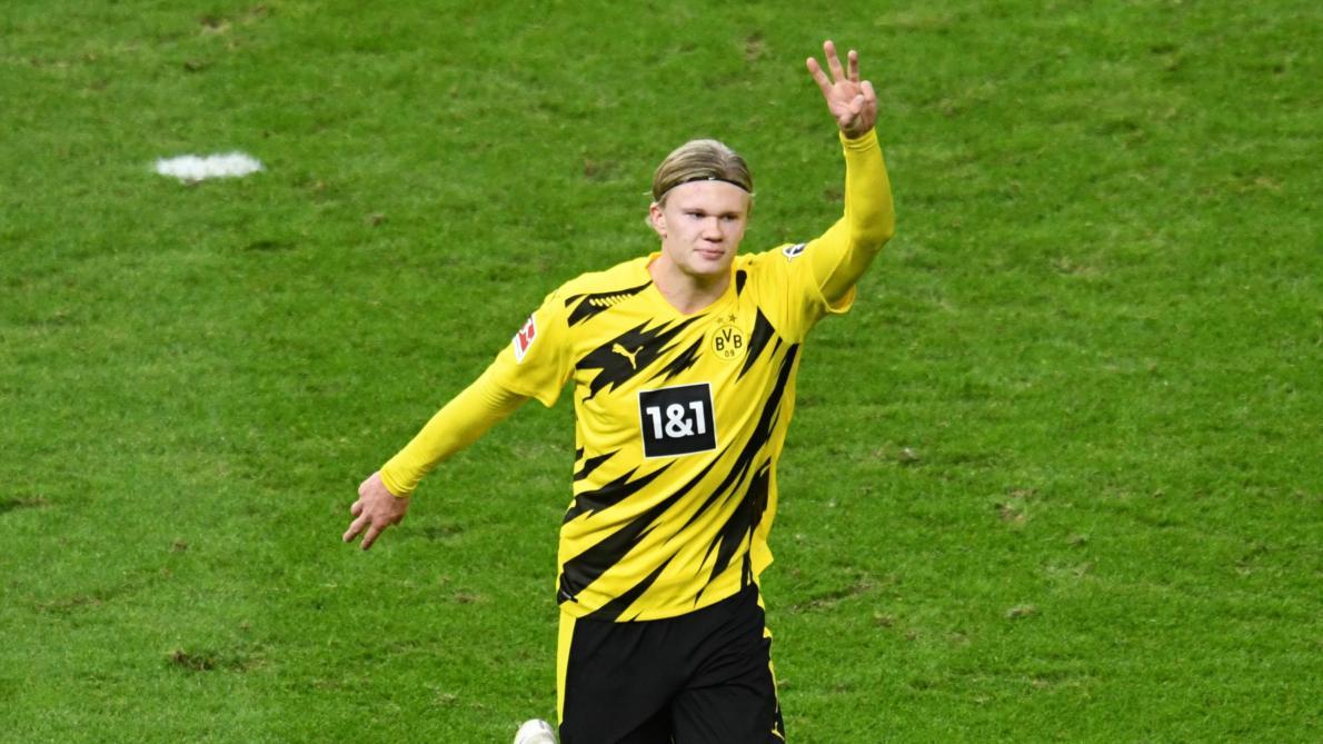 Bundesliga : Youssoufa Moukoko (Dortmund) devient le plus jeune joueur de l'histoire
