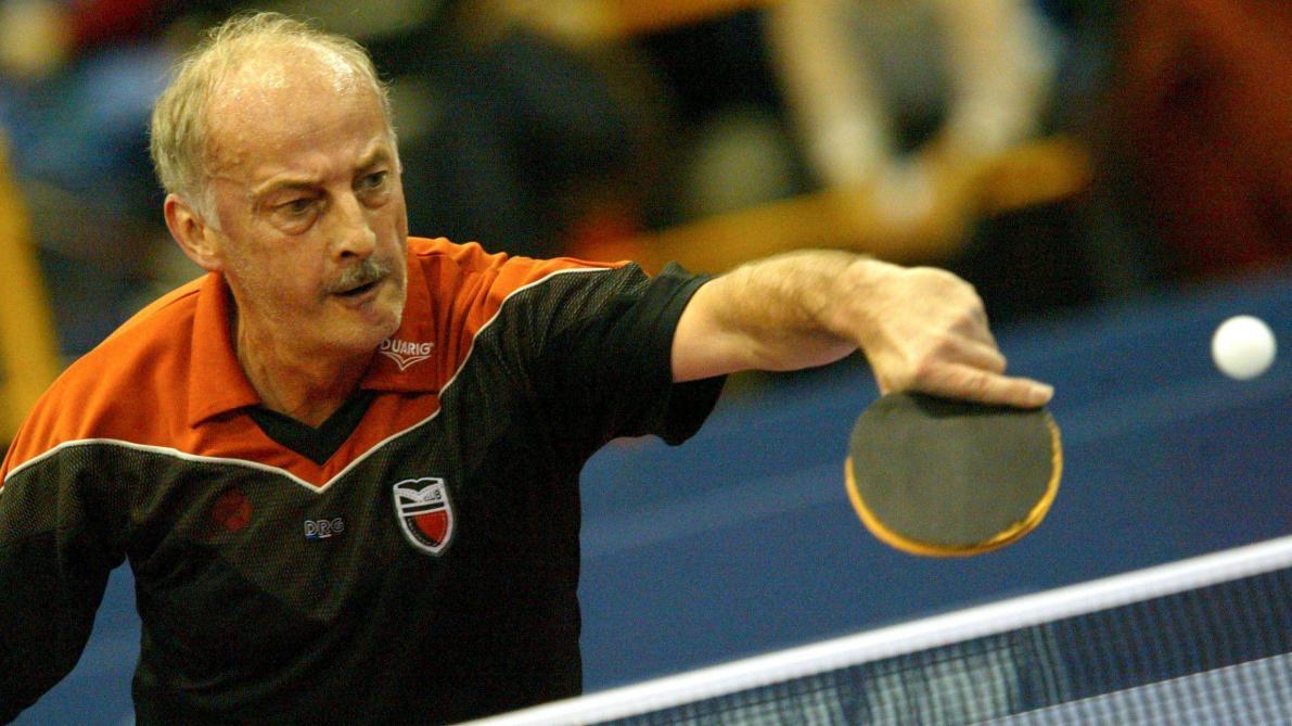 Mort à 71 ans de Jacques Secrétin, l'icône française du ping-pong