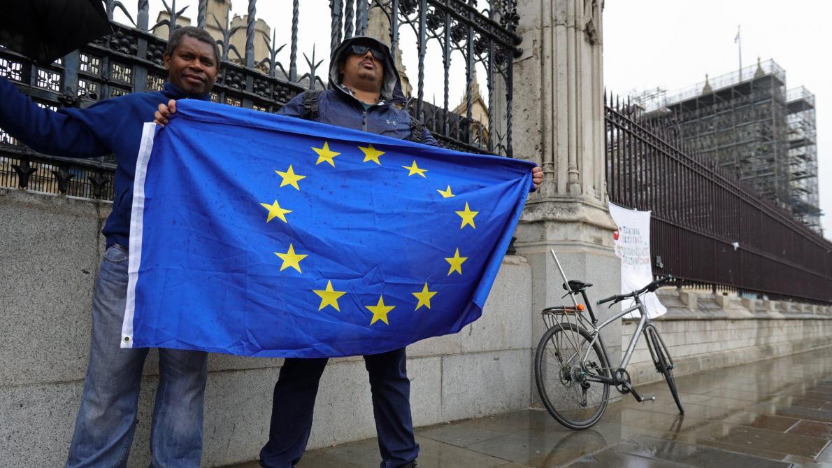 Le négociateur de l'UE, Michel Barnier, de retour à Londres aujourd'hui — Brexit