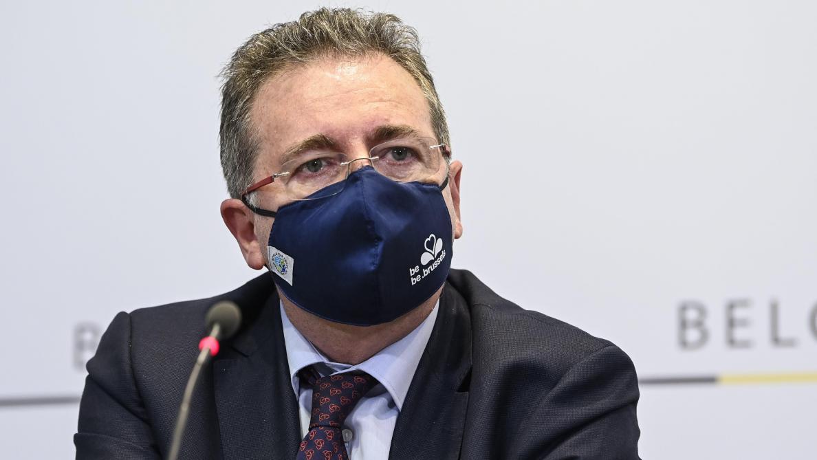Coronavirus: Rudi Vervoort absent du comité de concertation pour subir des examens médicaux