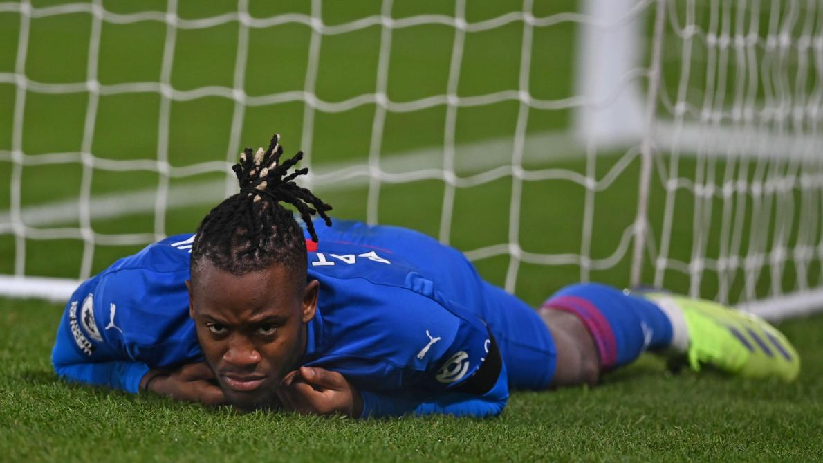 Premier League: Crystal Palace, avec Benteke et Batshuayi, battu à domicile par Newcastle (0-2)