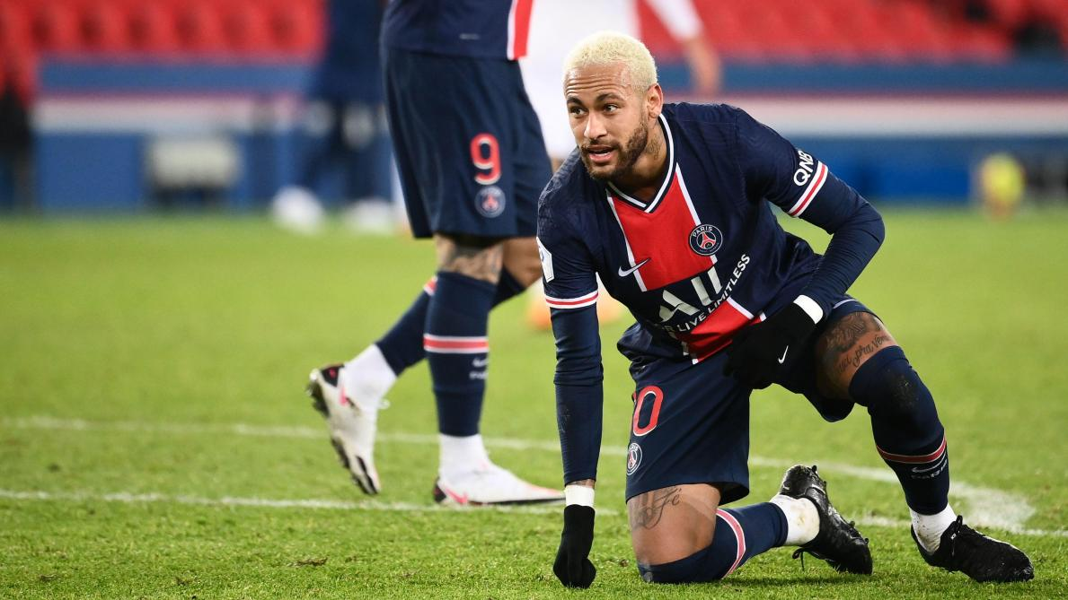 Ligue 1: le Paris Saint-Germain accroché par Bordeaux au Parc des Princes (2-2)