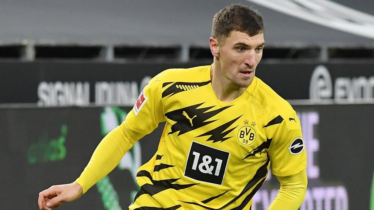 Coup dur pour Erling Haaland — Borussia Dortmund