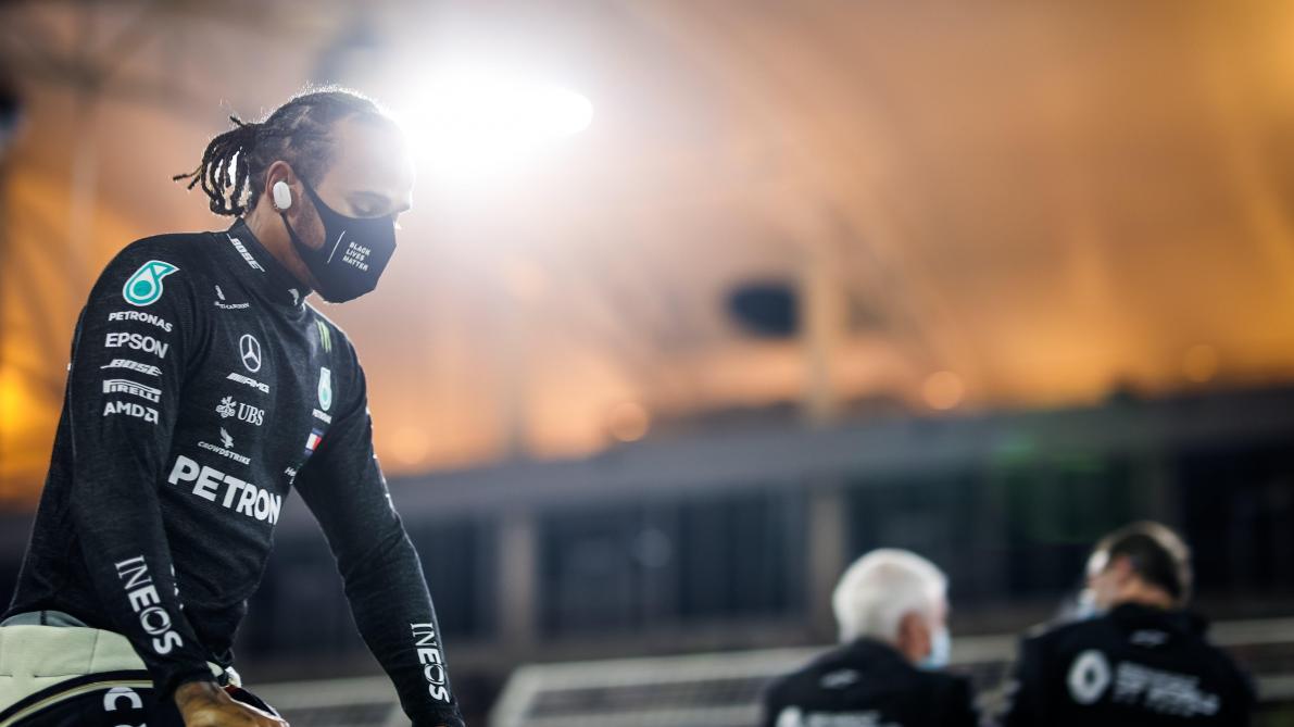 Lewis Hamilton positif au Covid-19: