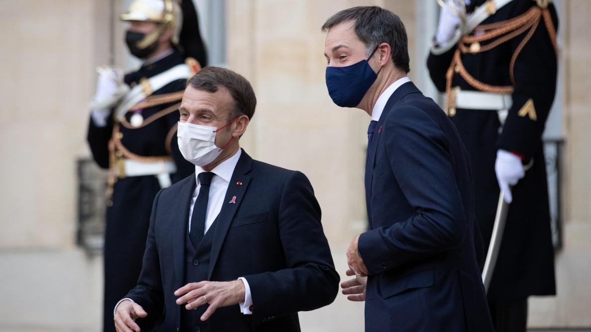 Macron détaille la stratégie de vaccination en France