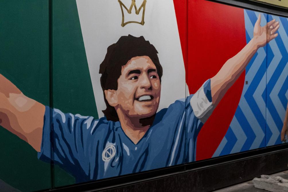 Des billets à l'effigie de Maradona — Argentine