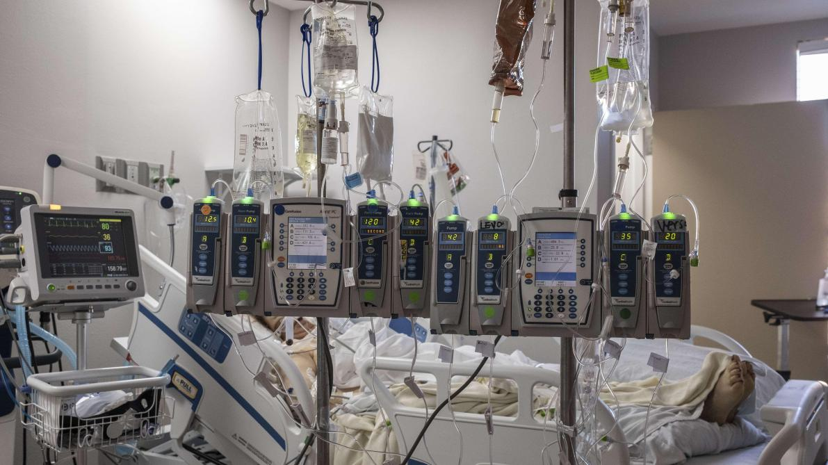Près de 220.000 nouvelles infections au Covid-19 en 24H — Etats-Unis