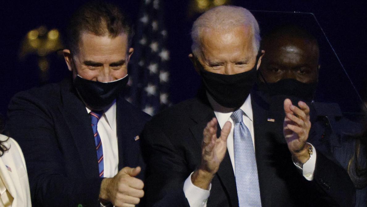 Joe Biden : son fils Hunter, visé par une enquête sur ses finances