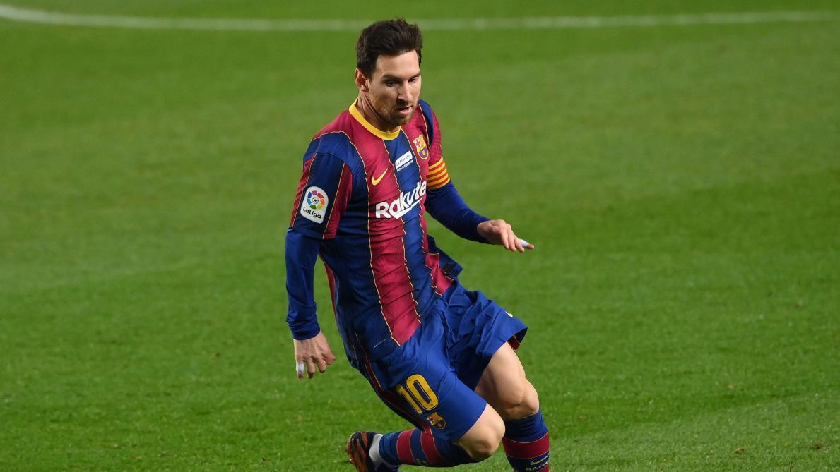 Messi égale le record de Pelé !