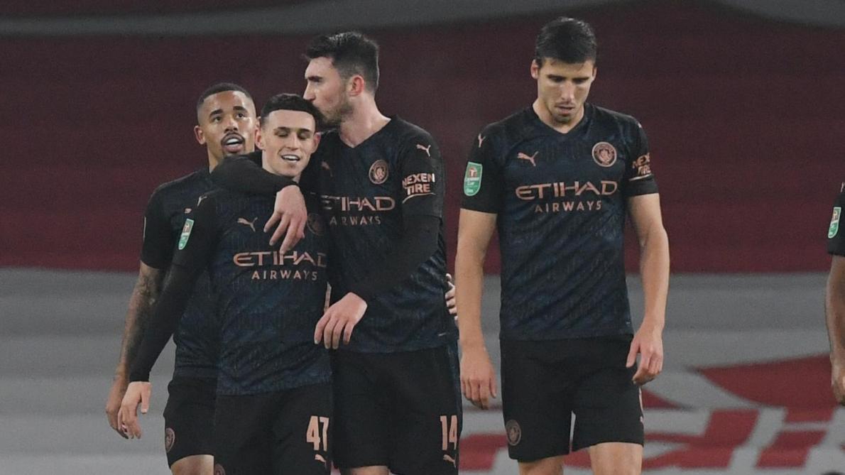 Man City déroule face à Arsenal — Ang. (Cpe)