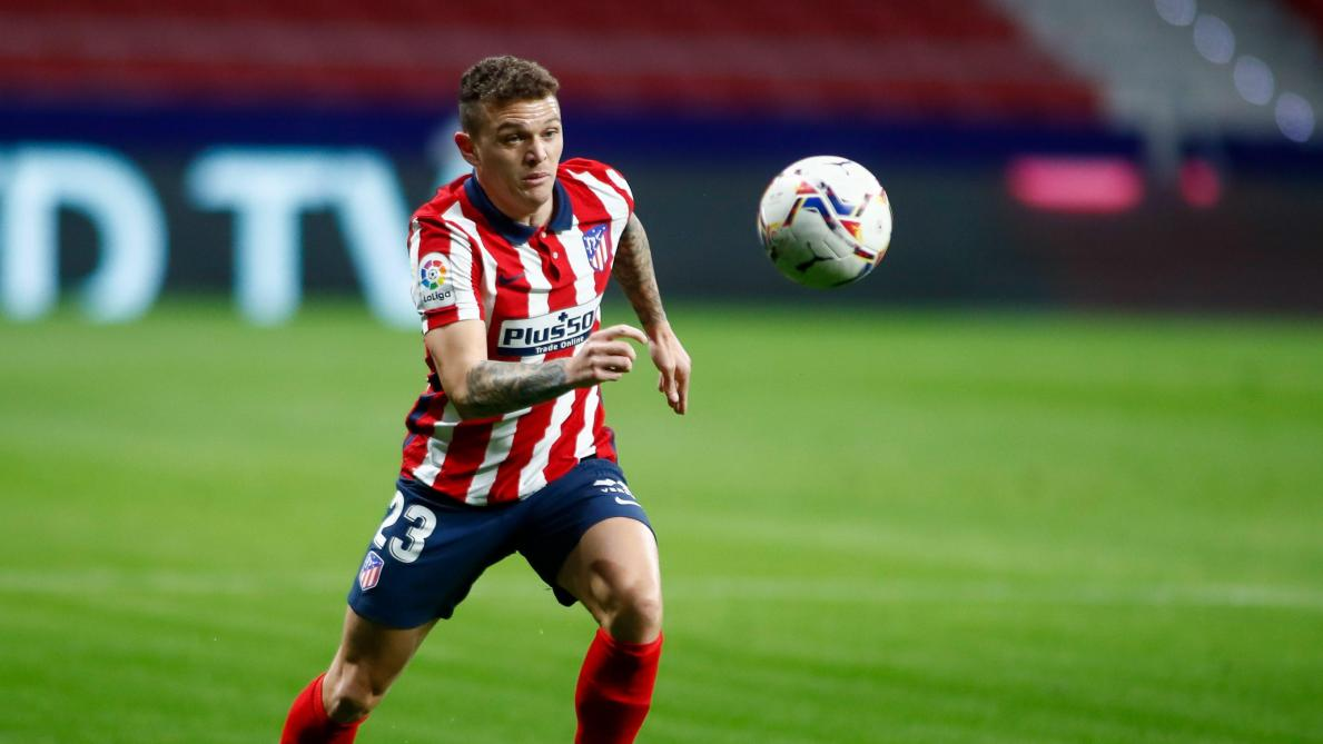 Atlético Madrid : Trippier suspendu 10 semaines