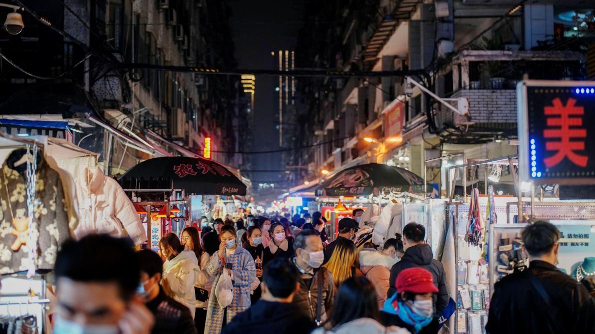 Chine: contaminations à Wuhan 10 fois supérieures au bilan officiel