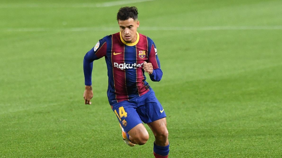 Philippe Coutinho, joueur de Barcelone, opéré et indisponible trois mois — Liga