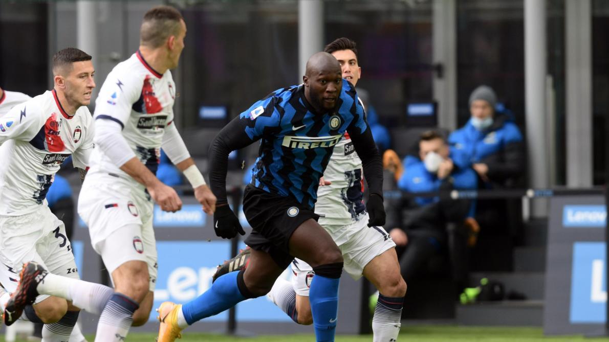 Antonio Conte donne des nouvelles de Romelu Lukaku