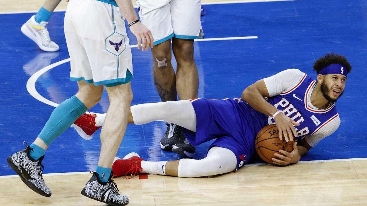 NBA: Seth Curry (76ers) positif au Covid, l'équipe en quarantaine à New-York