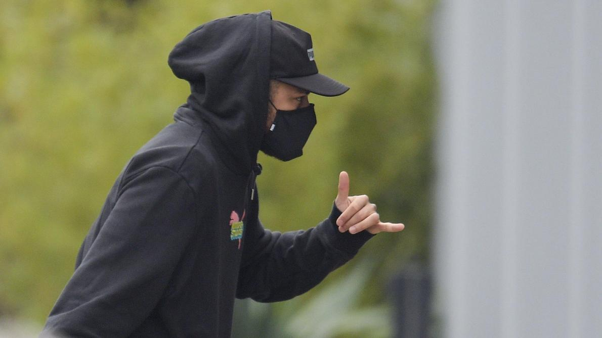 Neymar absent pour le match de samedi — PSG