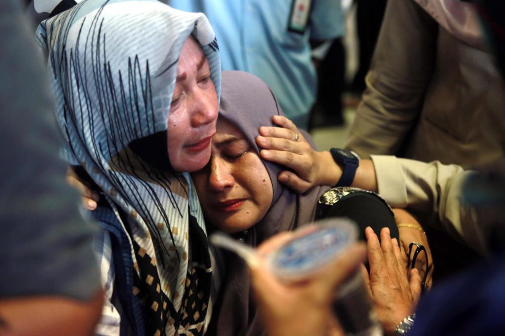 Un Boeing 737 disparaît des radars — Indonésie