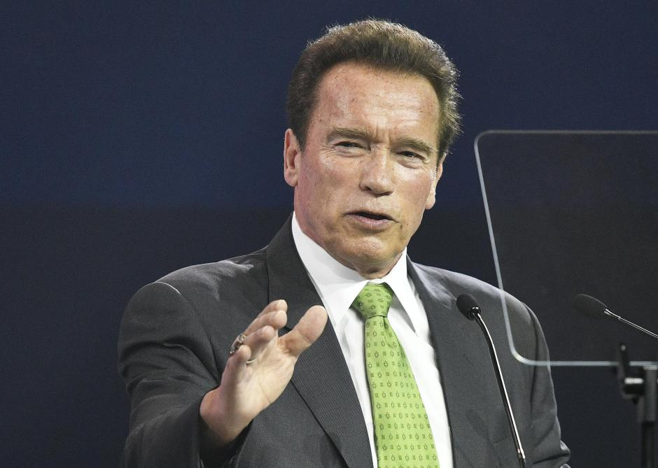 Schwarzenegger qualifie Trump de