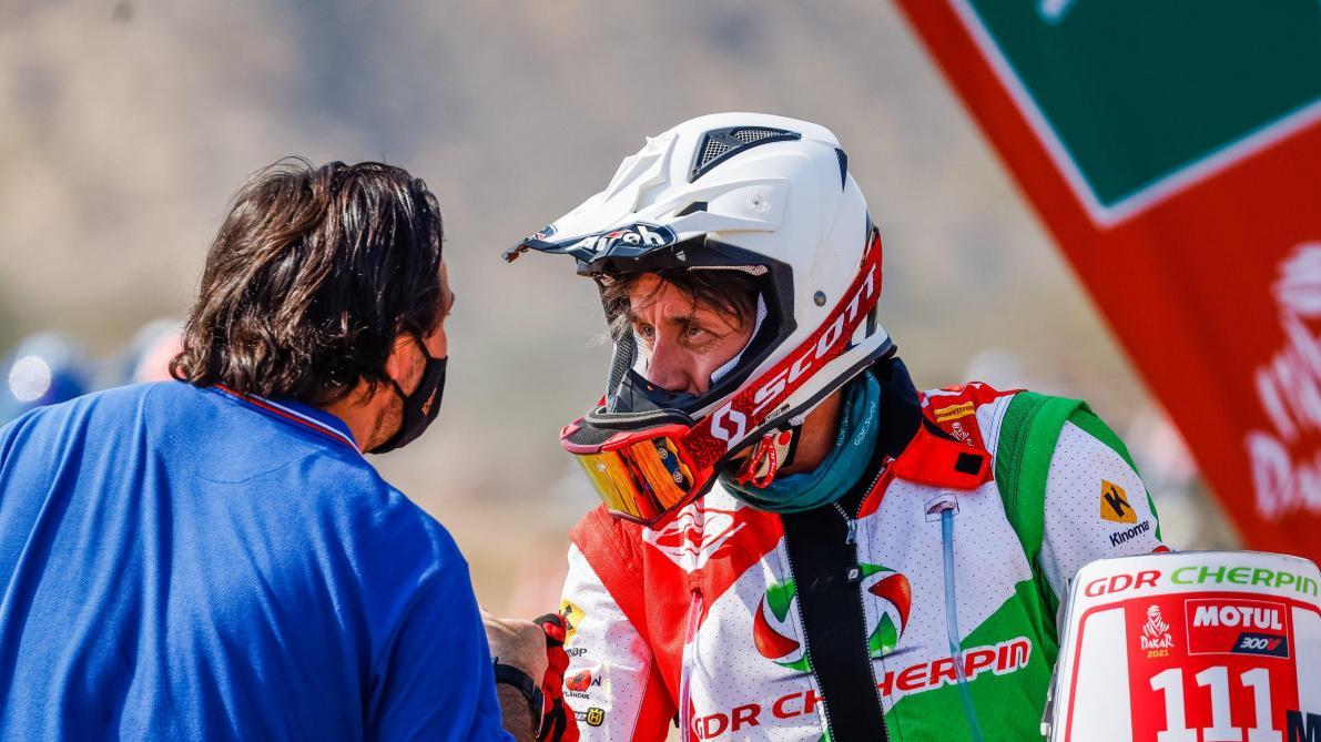 Moto - Le Nordiste Pierre Cherpin meurt durant son transfert