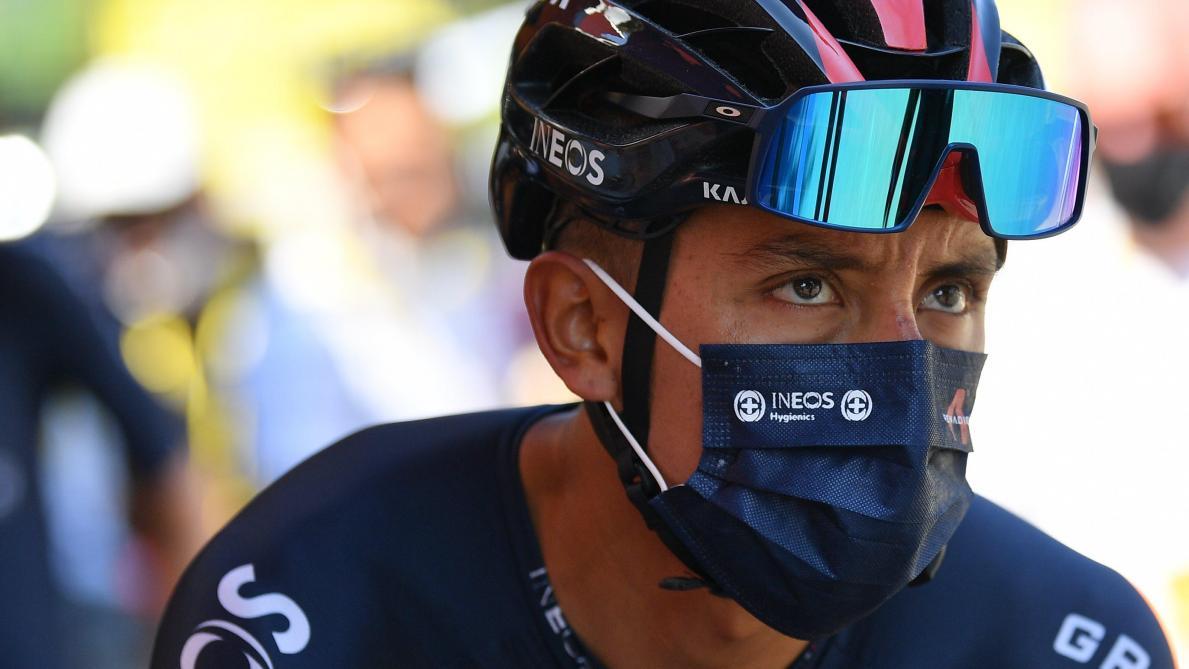 En 2021 Egan Bernal aimerait disputer son premier Tour d'Italie