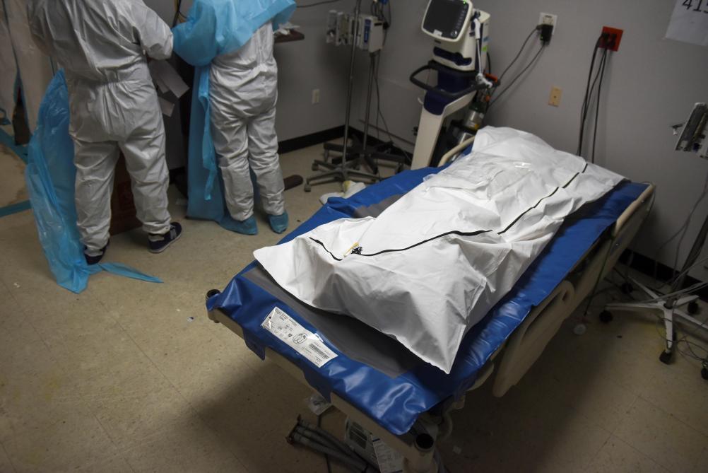 Covid-19: plus de 2 millions de décès dans le monde
