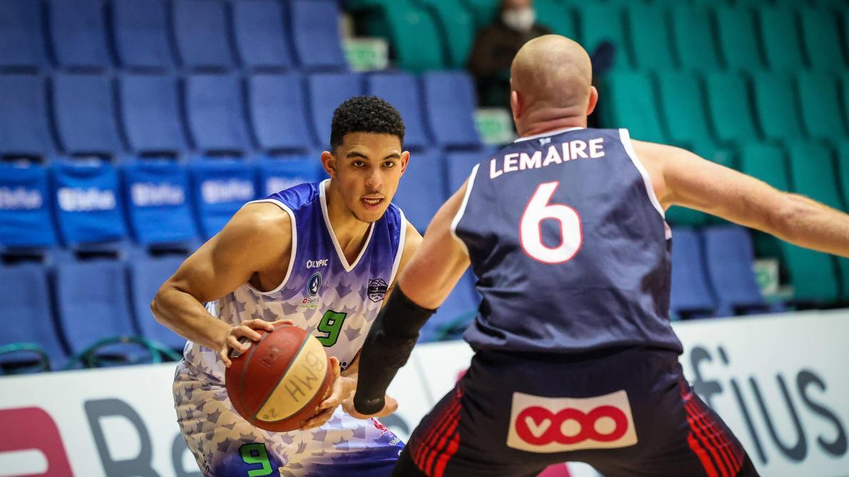 Euromillions Basket League: Mons s'impose face à Liège et conserve son brevet d'invincibilité